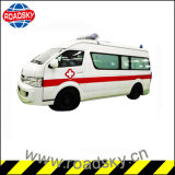 La Cina ha fatto l'automobile del veicolo dell'ambulanza del pronto soccorso dell'ospedale con la barella