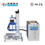 Les Machines de marquage laser à fibre pour le matériel de marquage du code de la plaque signalétique