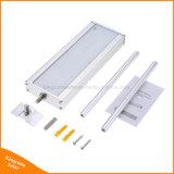LED 옥외 태양 강화된 운동 측정기 안전 정원 LED 거리 플러드 벽 빛
