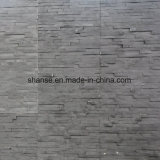 Diseño ligero y duradero de mediados de siglo moderno mosaico de Cuarzo de color gris