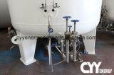 De cryogene Vloeibare Tank van de Opslag voor Lar van Lox Lin Lco2 Goedgekeurd LNG met ASME GB