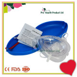Mund Mouth CPR-Pocket Schablone