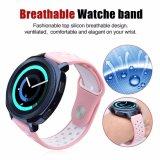ギヤスポーツのスマートな腕時計のための柔らかいシリコーンバンド20mm置換ストラップ