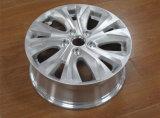 L'usinage de précision en aluminium CNC roue automobile