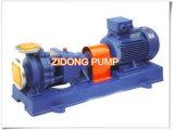 Pompa chimica centrifuga della pompa acida resistente alla corrosione materiale di SS304 SS316