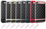 더하기 iPhone 8을%s 1개의 3D 다이아몬드 상자에 대하여 PC+TPU 2