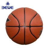 На заводе 4 столба поощрение высокого качества на открытом воздухе PU обучение дешевые Custom баскетбол