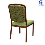 Современный дизайн мебели обеденный стул имитация дерева ресторан место Председателя
