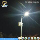 40W LED Sonnenenergie-Straßenlaternefür 8m Pole
