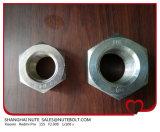 ASTM A194 2h schwerer Sechskantmutter-Edelstahl des Grad-8 8m 304 316, Uni5587 M4 zu M48