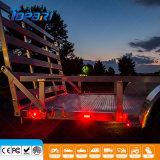 Het witte Amber Rode LEIDENE ZijLicht van de Teller voor Vrachtwagens 4X4