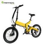 '' vélo électrique caché pliable de batterie de roue du magnétique 20 à vendre