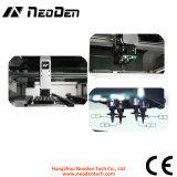 産業カメラおよび送り装置(Neoden 4)が付いているSMT機械