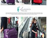 Der neues Multifunktionsuniversalrad-Gepäck-gesetzte Laufkatze-Gepäck-Koffer