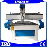Eje Hsd Plaza Rail máquina rebajadora CNC para madera