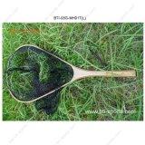 Captura y suelta el triángulo de aterrizaje de la pesca con mosca de truchas Net (L)