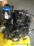 Motor diesel 4btaa3.9-C80 de Cummins para la ingeniería de construcción