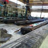 Mandrin en caoutchouc de pipe pour la construction de passerelle