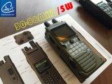 Военные портативное устройство радио приемопередатчик в 30-88Мгц/5W с шифрованием AES-256