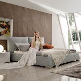 Base molle ricoperta moderna della mobilia domestica ecologica per la camera da letto (G7001)