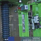 Valvola a saracinesca dei residui dell'azionatore pneumatico