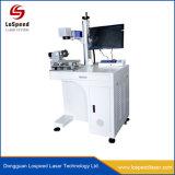 Laser-Markierungs-Maschine mit Drehtisch