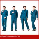 Vestuários protetores do preço barato por atacado uniformes para industrial (W19)