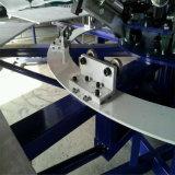 화면 인쇄 인쇄 기계 전면 8 색깔