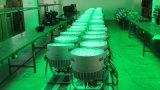 120PCS 3W RGBW 세척 LED 동위 빛