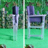 Director plegable aluminio al aire libre Chair (J837) de Textilene del jardín de la oficina del hotel del hogar del patio