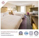 Luxuriöse Hotel-Möbel mit dem Bettwäsche-Raum eingestellt (YB-S-5)
