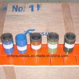 Conjunto de la superficie de la serie T2, impregnados, T. C. Core poco, ESCARIADO Shell