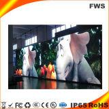 Tela de LED de aluguer slim/LED de vídeo tela na parede interior (P2.5 board)