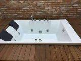 Классический Jacuzzi ванны конструкции для персоны 2 (732)