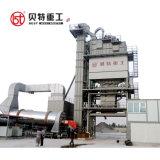 160tph planta mezcladora de asfalto de servicio en el extranjero