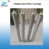 Vela de acero inoxidable elementos de filtro de cartuchos para Aceite Hidráulico Barco