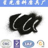 Cáscara de coco gránulos de carbón de purificación de agua de carbón activo