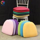 현대 Hot Sales Chair Cushion Diamond Cushion Leather 또는 Velvet Hly-Cc06