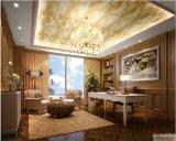 Hot Sale du grain du bois Le bois composite en plastique de couleur panneau décoratif/Board (AA46)