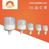 9W 15W 20W 28W 38W 48W 58W 68W T 모양 LED 전구 알루미늄 고성능 램프 E27 B22 6500K