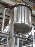Het Plastic Flessenspoelen die van de drank Afdekkend 3 in 1 Machine vullen