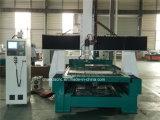 3Dは鋸歯CNCの石造りの彫版の切断のルーターが1530年を機械で造るのを