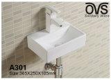 Populärer Badezimmer-heißer Verkaufs-keramische Wäsche-Bassin-Badezimmer-Eitelkeit