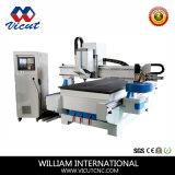 Aluminum/PVC/Acrylic/Wood CNC-Stich und Ausschnitt-Maschine CNC-Fräser-Maschine