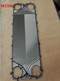 Plaque de joint échangeur de chaleur pour le chauffage à vapeur