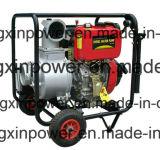 Bewegliches Kraftwerk, Cummins Engine mit Exemplar Stamford Aternator