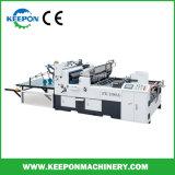 Ventana de alta velocidad automática / máquina de parches de pegar el encolado de la ventana de fabricación de papel caja de cartón con PVC Pet (STC-1080 dos líneas)