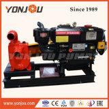6 인치 농업 디젤 엔진 수도 펌프