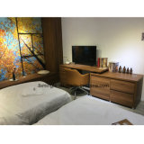 세놓기를 위한 상업적인 이중 아파트를 위한 주문을 받아서 만들어진 박판으로 만들어진 침실 가구