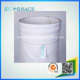 Tecidos de PTFE Teflon 100% saco de filtro de PTFE